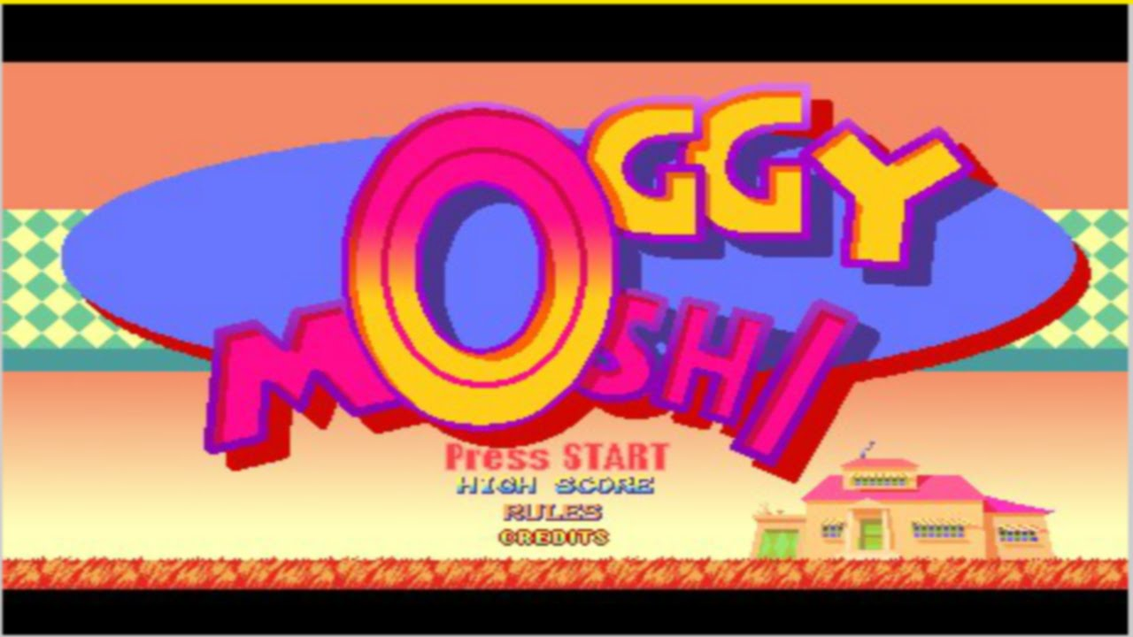 Oggy moshi 2 games mission mars 2 game