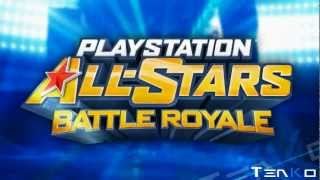 New PlayStation All-Stars Main Theme Song (Tenko Remix)