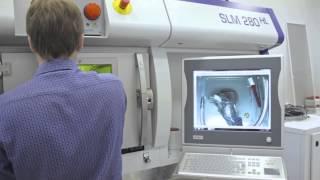 3D печать деталей газотурбинного двигателя СГАУ Самара