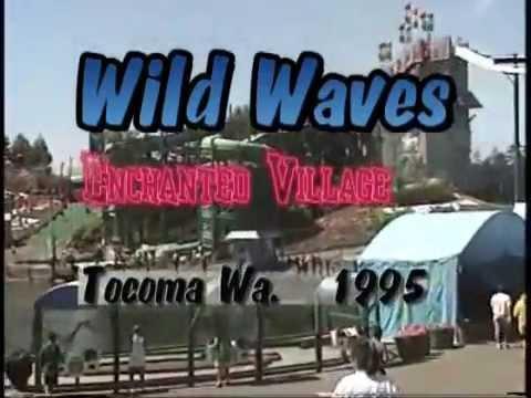 Wild Waves in Federal Way Washington 1995