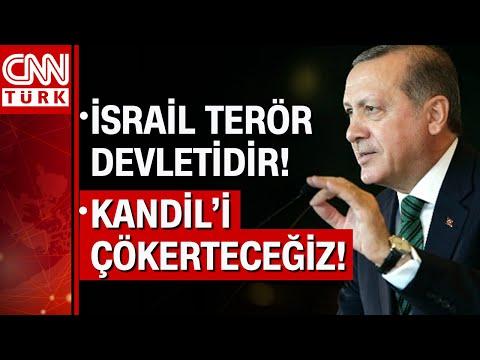 Cumhurbaşkanı Erdoğan Diyarbakır anneleri ile iftar programında PKK ve İsrail'e çok sert konuştu