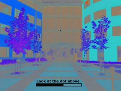 Оптическая иллюзия. Цветовой эффект. Не поверите своим глазам!