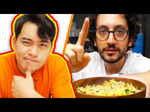 CAN THIS FRENCH GUY MAKE EGG FRIED RICE? (Alex)