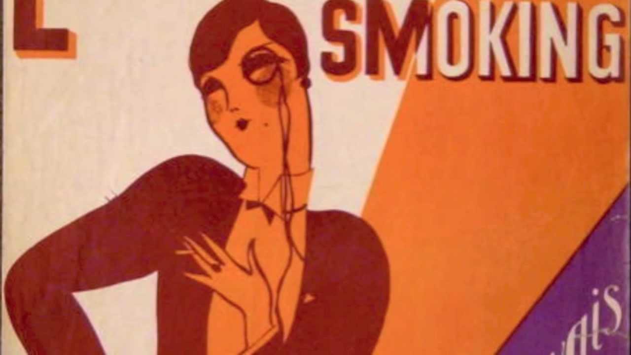 ludo th o langlois 1904 1973 elle a mis son smoking youtube. Black Bedroom Furniture Sets. Home Design Ideas