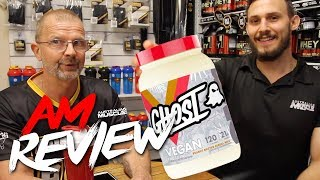 Ghost Vegan Protein - AM Review!