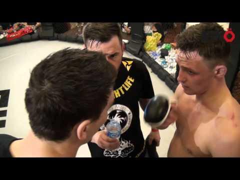 EIKO 9 - Catchweight 68kg Adam Butterworth VS Kyle Wright