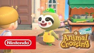 Animal Crossing New Horizons Kostenloses Update Am 23 04 2020 Nintendo Switch Youtube