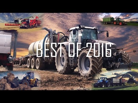 BEST OF 2K16 | Agriculture Germanyy