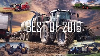 BEST OF 2K16    Agriculture Germanyy