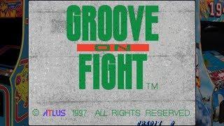 Groove on Fight - Atlus (1998)