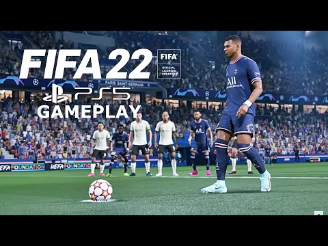 Download FIFA 22 - [PS5] Gameplay Compilation