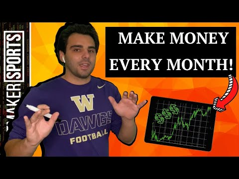 How To Make Sports Betting Your 2nd Income! (Easy-To-Follow 6-Step Strategy)