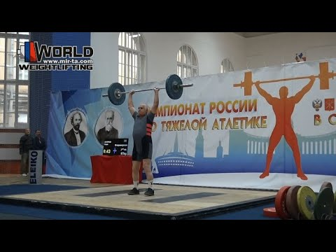 ФЛЕРКО/FLERCO (89,М-80) 48-52R-53R/60-67R--68R. Russian Champ. Masters 11-15.03.2020 / S-Petersburg