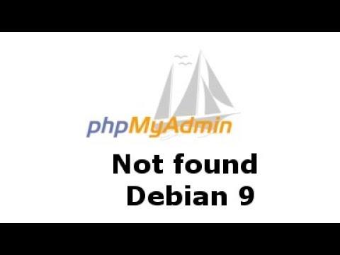 Cara Mengatasi Phpmyadmin Not Found