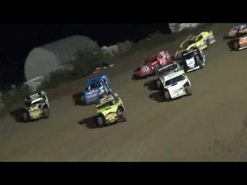 IMCA Sportmod Feature Marshalltown Speedway 9/16/16