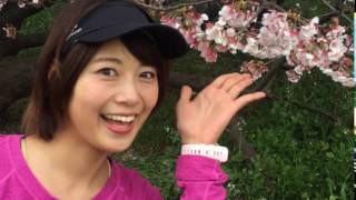 「SUUNTO SPARTAN SPORT WRIST HR」をタレントの中村 優さんがレビュー!!