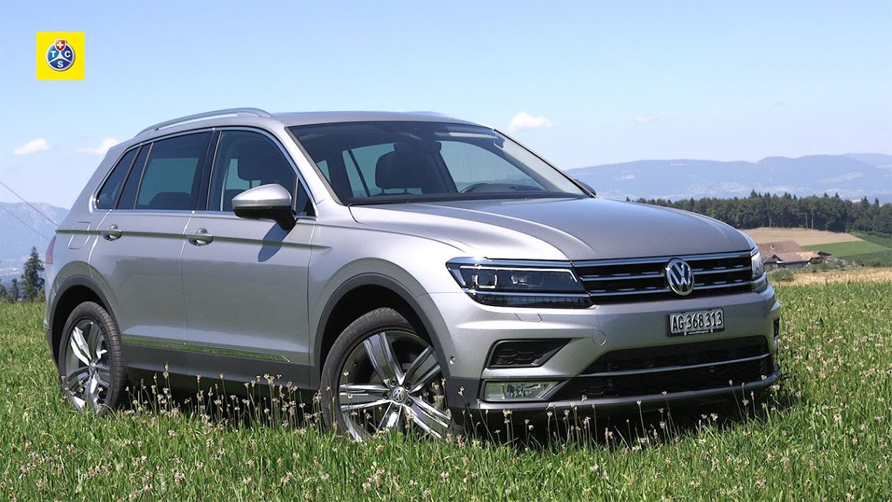 vw tiguan 2016 test de voiture youtube. Black Bedroom Furniture Sets. Home Design Ideas