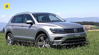 VW Tiguan 2016 - Test de voiture