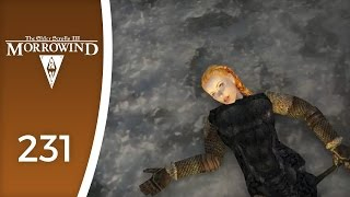 Fun time with a hot redhead - Let's Play Morrowind Modded #231