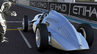 Forza Motorsport 5 - Audi Auto Union Type-D 1939 - Test Drive Gameplay (HD) [1080p60FPS]
