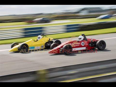 Irish Formula Vee 2015 Round 2 - B&C Race Kirkistown