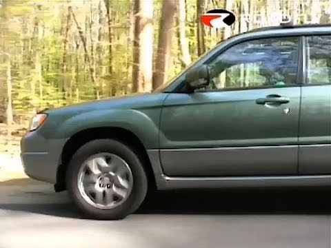 Roadfly.com - 2007 Subaru Forester Car Review