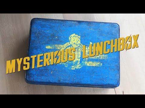 Fallout Mysterious Lunchbox/Таинственный ланчбокс