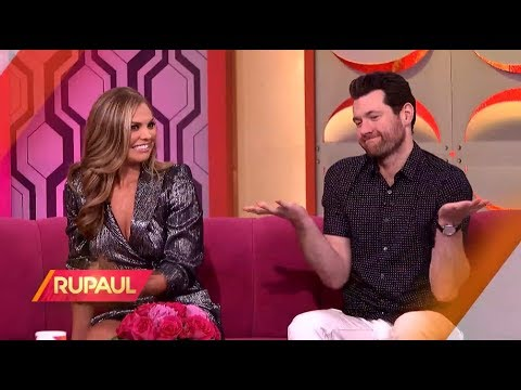 Billy Eichner and 'The Bachelorette' Hannah Brown