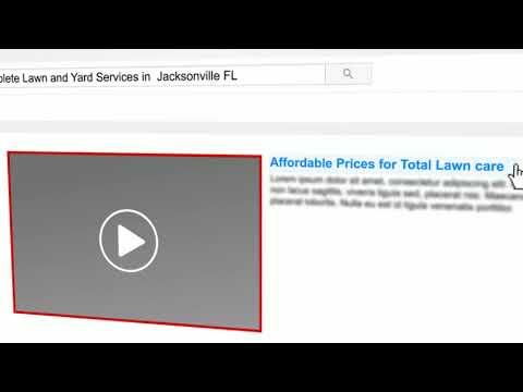 Jacksonville Level Lawns | Lawn Care Jacksonville | Lawn Service Jacksonville