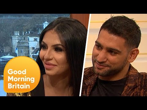 Amir Khan and Faryal Makhdoom: Saving Our Marriage | Good Morning Britain