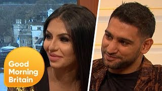 Amir Khan and Faryal Makhdoom: Saving Our Marriage | Good Morning Britain