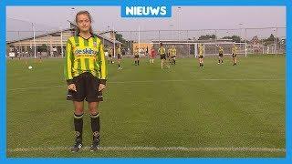 Meisjes willen niet meer voetballen in jongenskleren