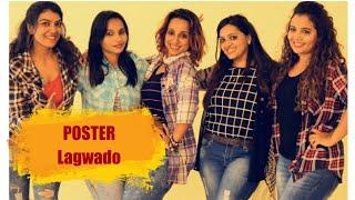 Poster Lagwado Bazar Mein Fitness Dance Video