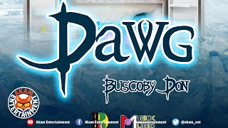 Buscoby Don - Dawg [Audio Visualizer]