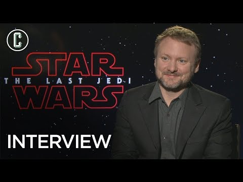 Star Wars: Rian Johnson Talks New Trilogy Plans