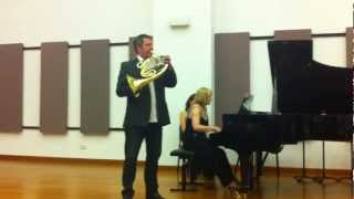 Stefan Dohr plays Strauss