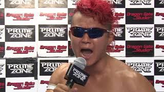 """Dragon Gate Studio 第56回公演 """"PRIME ZONE Vol.57"""" 2017年9月10日14:0..."""