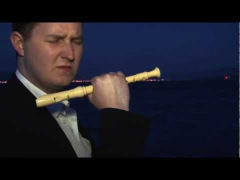 Silent Night - Recorder By Candlelight by Matt Mulholland