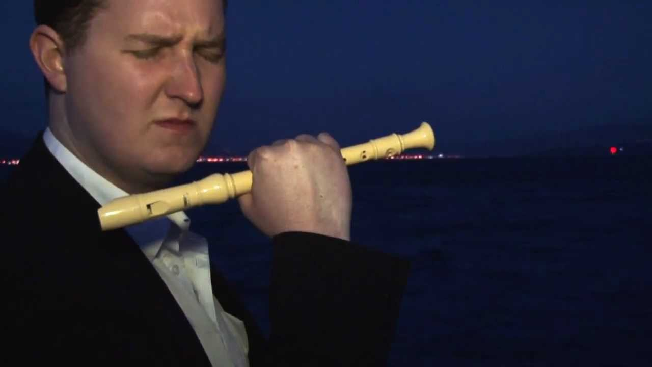 maxresdefault silent night recorder by candlelight by matt mulholland youtube