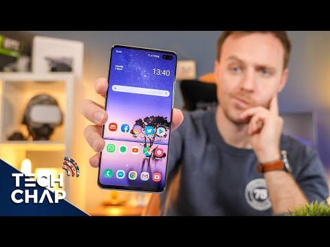 TOP 15 ESSENTIAL Galaxy S10 & S10+ Tips! | The Tech Chap