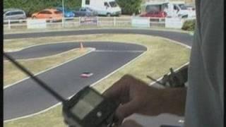 Gergovie : une course de voiture... à l