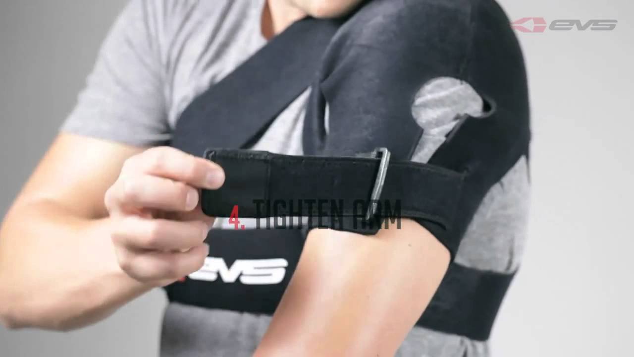 XL EVS Sports MX Shoulder Brace Support System Left or Right SBO4 Small