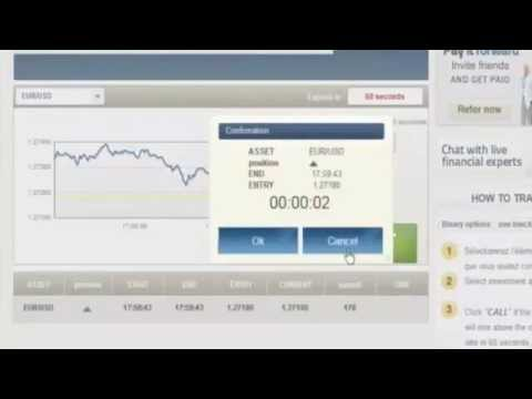 Youtube how to trade binary options successfully