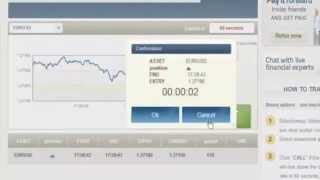 How To Trade Binary Options - 60 Seconds Strategy - 250$ Each 5 Minutes