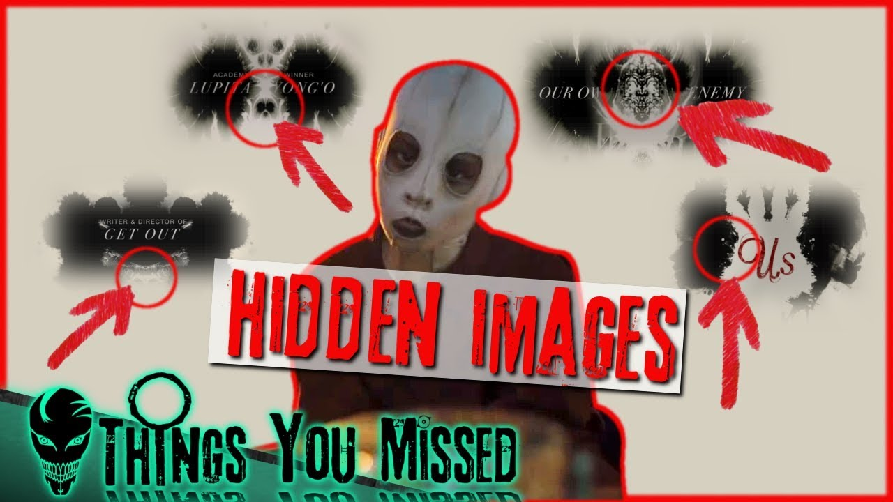 26 Things You Missed In Jordan Peele's Us - Official Trailer