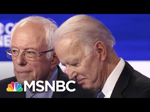 Democrats Move To Unite Behind Biden To Beat Trump As Sanders Steps Aside | The 11th Hour | MSNBC