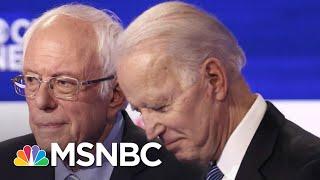 Bernie Sanders and Joe Biden ... on the same team