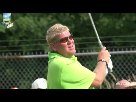 John Daly's Best Golf Shots 2016