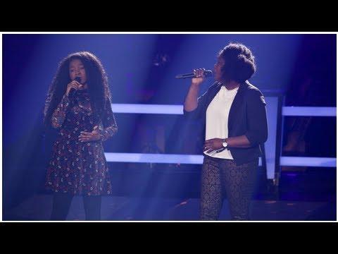 Yama et Kelly livrent la prestation la plus émouvante de l'histoire de «La Voix»