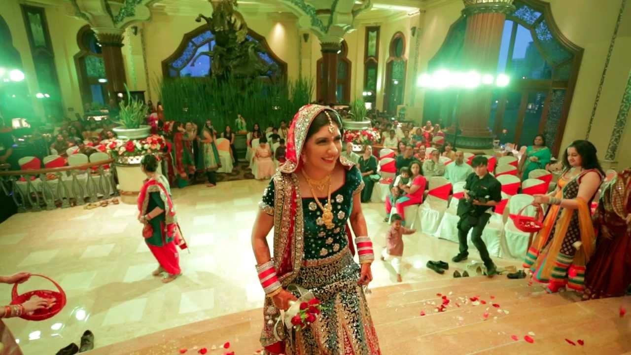 Cinematic Indian Wedding Highlights Rishi Weds Sameet